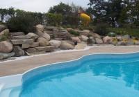 Pool Deck Stone Options