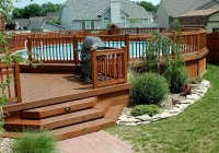 Pool Decking Ideas Designs