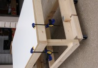 Portable Workbench On Wheels