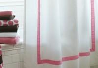 Pottery Barn Alana Shower Curtain