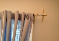 Pottery Barn Curtain Rod Instructions