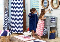 Pottery Barn Kids Shower Curtains