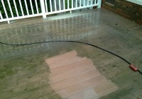 Power Wash Deck Psi