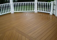 Power Washing Deck Before Staining