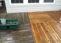 Power Washing Deck Prices
