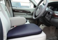 Pressure Relieving Cushion For Truck Drivers