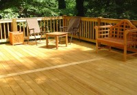 Pressure Treated Deck Boards Dimensions