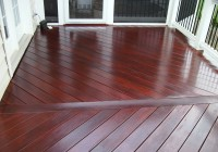 Pressure Treated Deck Stain Colors