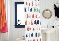 Pretty Shower Curtains Bathroom