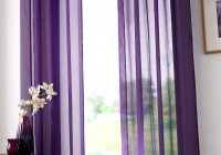 Purple Curtains For Girls Room