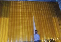 Pvc Strip Curtains Images