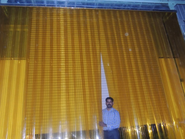 Permalink to Pvc Strip Curtains Images