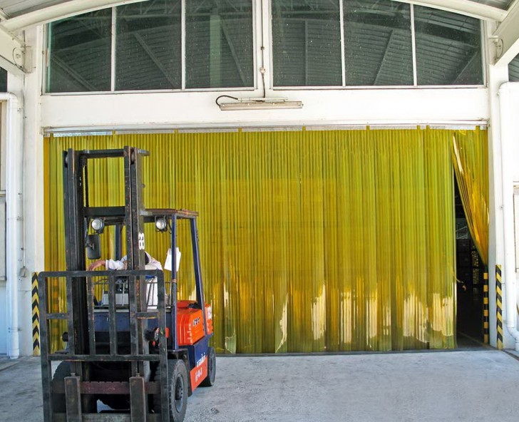 Permalink to Pvc Strip Curtains Installation