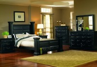 Queen Bedroom Set With Mirror Headboard