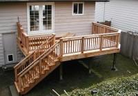 Railing For Decks Styles