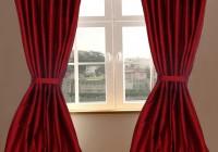 Raw Silk Curtains India