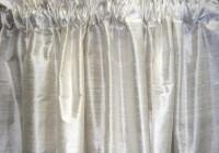 Raw Silk Curtains Ready Made