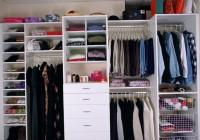 Reach In Closet Designs