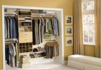 Reach In Closet Layout Ideas