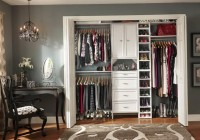 Reach In Closet Organizer Building Plans