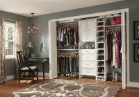 reach in closet organizers do it yourself