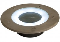 recessed solar deck lights