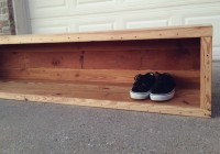 Reclaimed Wood Bench Plans