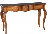 Reclaimed Wood Console Tables For Sale