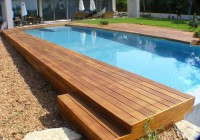 Rectangular Above Ground Pools With Decks