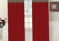 Red And Grey Curtains Uk