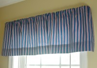 Red White And Blue Curtains