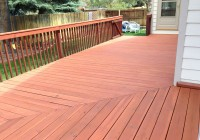 Redwood Deck Stain Colors