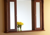 Restoration Hardware Mirrors Wood