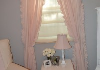 Restoration Hardware Pink Curtains