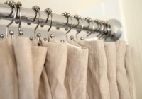 Restoration Hardware Terry Cloth Shower Curtain