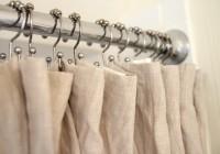 Restoration Hardware Terry Cloth Shower Curtain