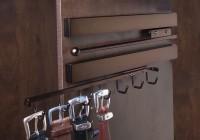 Retractable Closet Valet Rod