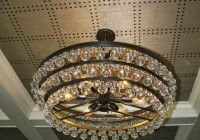 robert abbey bling chandelier knock off
