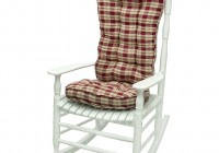 rocking chair seat cushions