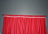 Rod Pocket Curtains How To Make