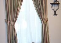 Rod Pocket Heading Curtains