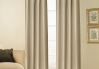Rod Pocket Top Curtains