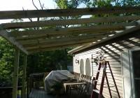 Roof Deck Framing Plan