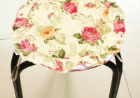 Round Chair Cushions With Ties