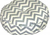 Round Floor Cushion Insert