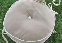 round seat cushions australia