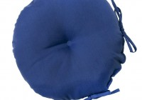 round seat cushions for chairs