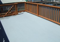 Rubber Deck Coating Products