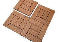 Rubber Deck Tiles Home Depot