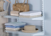 Rubbermaid Closet Kit Lowes